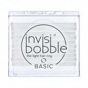 Резинка для волос invisibobble BASIC Crystal Clear 10 шт