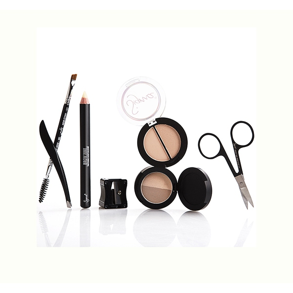 Набор для бровей Sigma Brow Expert Kit Light
