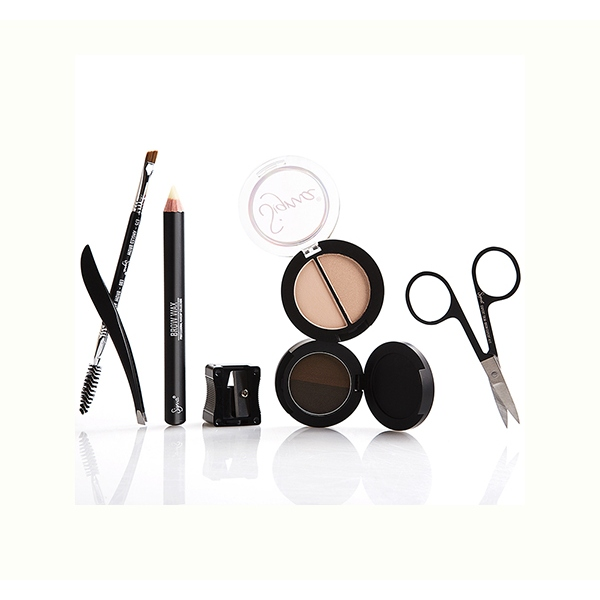 Набор для бровей Sigma Brow Expert Kit Dark