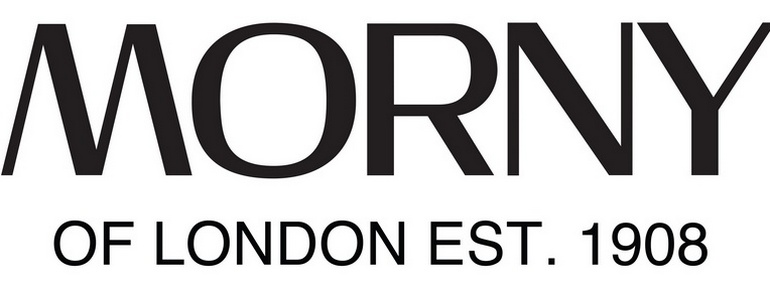 Morny of LONDON s LOGO. 1908 logo H.jpg